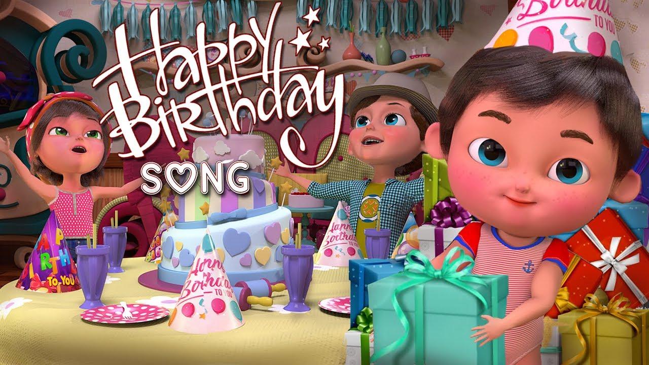 Kids Party Songs Nursery Rhymes Best