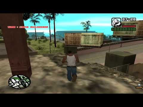 Download | Install GTA San Andreas Parkour Challenge Free For PC + Gameplay