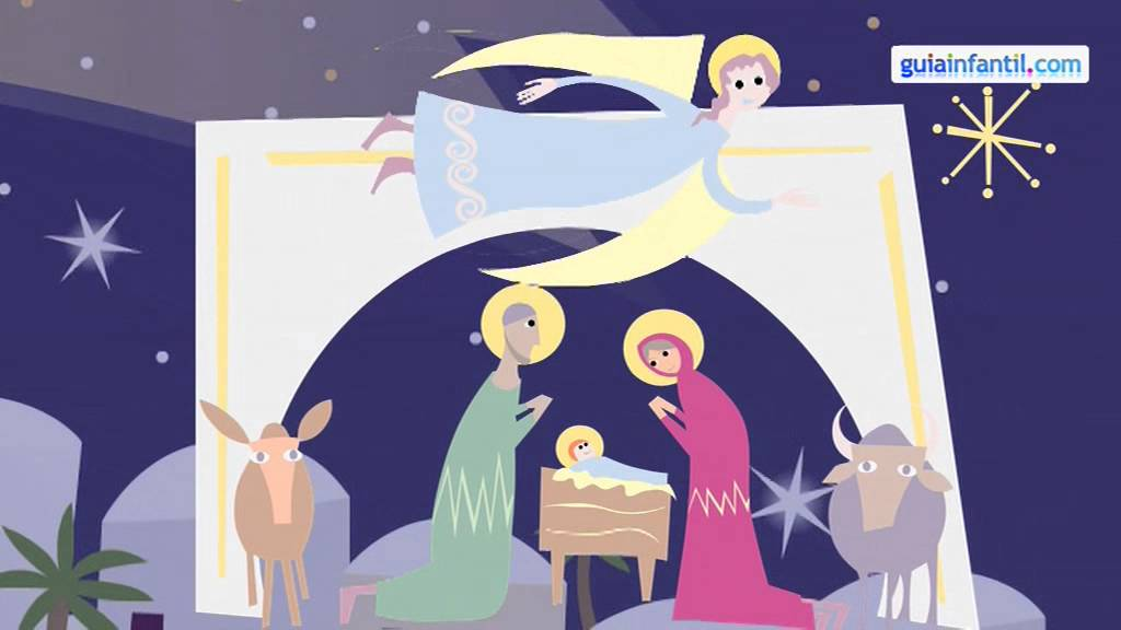 Spanische Weihnachtslieder.Arre Borriquito Weihnachtslieder Spanisch Lernen Für Kinder