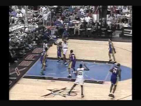 2001 NBA Finals: Lakers at Sixers, Gm 5 part 2/12