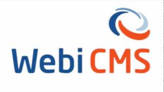 Introduction to Webi CMS