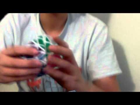 LanLan 4x4 RHombic Dodecahedron