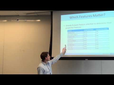 Lecture 11: Evaluating ML algorithms (cont), electric power systems
