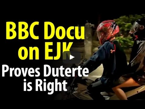 The Truth Behind: BBC Documentary EJK Philippines