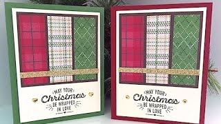 Simply Simple MAKE IT IN MINUTES - 12 Christmas Cards in Minutes