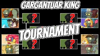Gargantuar King Tournament - Round 1 | Plants vs Zombies 2 Epic MOD