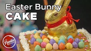 Easter Bunny Cake Recipe  How to Make Creamy Easter Cake Recipe  #Cake  Easter Treats 2020