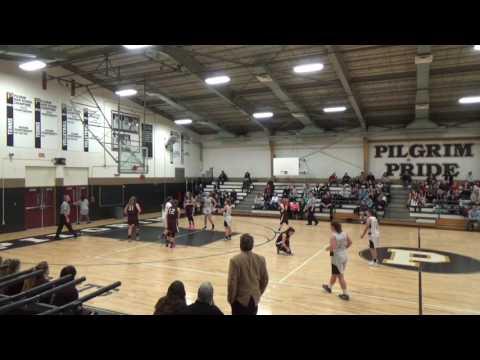 Pilgrim High School vs The Prout School