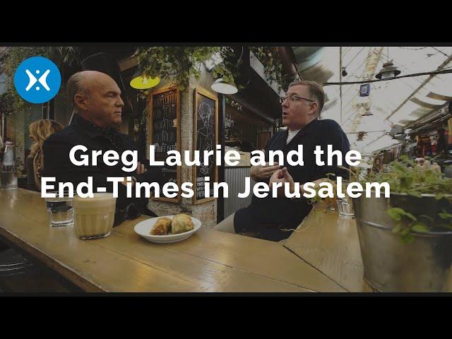 Greg Laurie & Joel Rosenberg Discuss Prophecy in Jerusalem