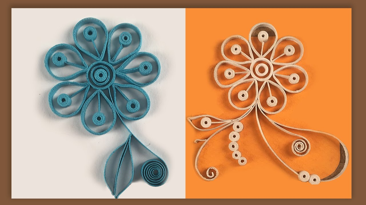 Quilling designs wall decorating ideas how to make for How to quilling designs