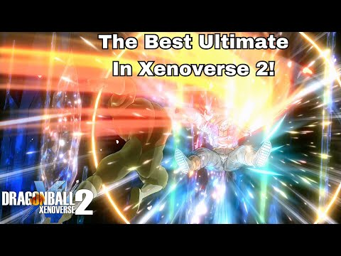 Jiren's Power Rush Is The Best Attack In Dragon Ball Xenoverse 2!