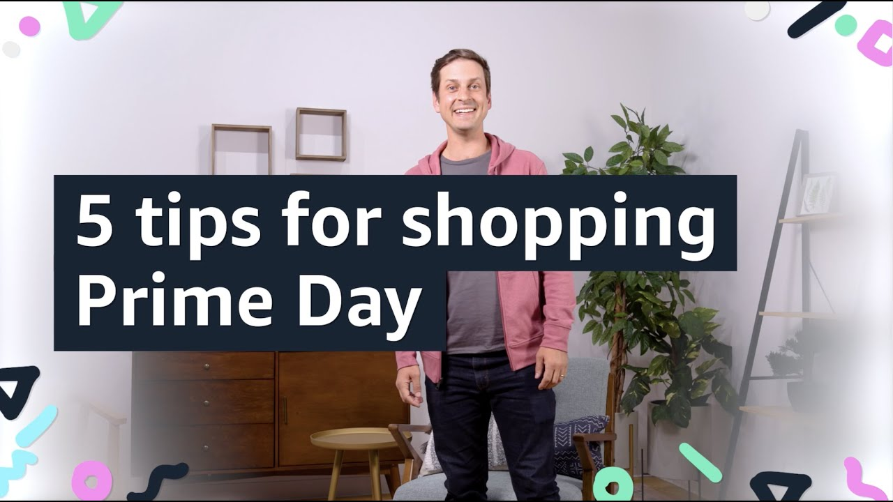 5 Tips for Shopping Prime Day