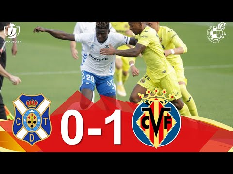 Tenerife Villarreal Goals And Highlights