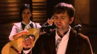 """Benjamin Gibbard """"Somethings Rattling"""" Live at the Conan O"""