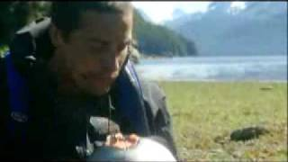 Man vs. Wild - Bear, Just Eat It!