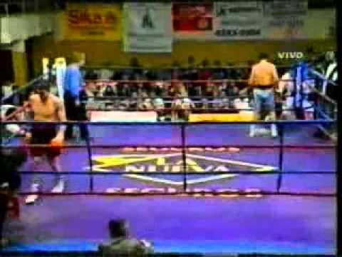 """Juan Alberto """"Maravilla"""" Godoy vs. Ricardo Antonio """"El Caballo"""" Burgos"""
