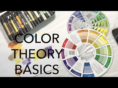Color Theory Basics 1: Vocabulary