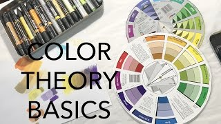 Color Theory Basics 1: Vocabulary