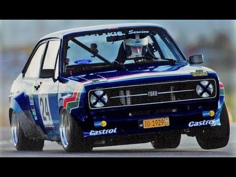 Ford Escort Mk2 BDG with 250Hp/820Kg // Maximum Attack & OnBoard