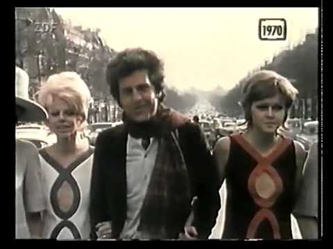 Aux Champs Elysees  Joe Dassin 1970mp4