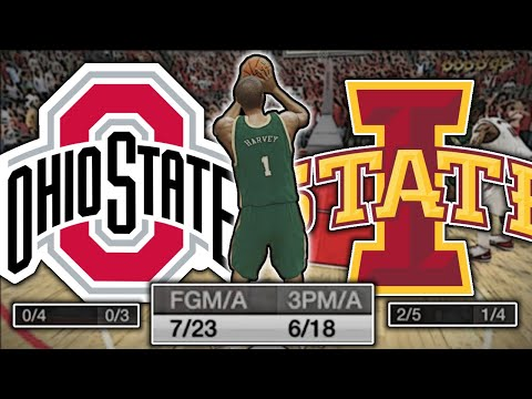 NCAA Basketball 10 | William & Mary Tribe #7 | Our Toughest