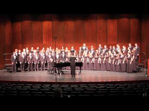HHS Varsity Choir performing What If I Never Speed