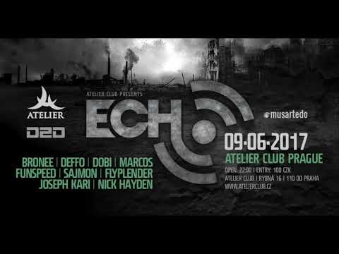 NICK HAYDEN - TECHHOUSE'N'TECHNO @Atelier Club Prague 6/2017
