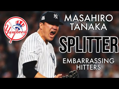 New York Yankees | Masahiro Tanaka NASTY Splitter