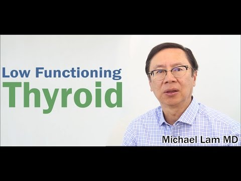 Low Functioning Thyroid: The Body's Butterfly Shaped Gland And How It Relates To Your Health
