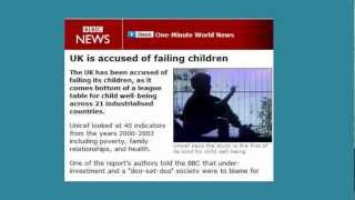 Child Well Being - Importance