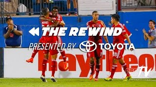 THE REWIND pres. by Toyota | FC Dallas vs. Real Salt Lake | FCDTV