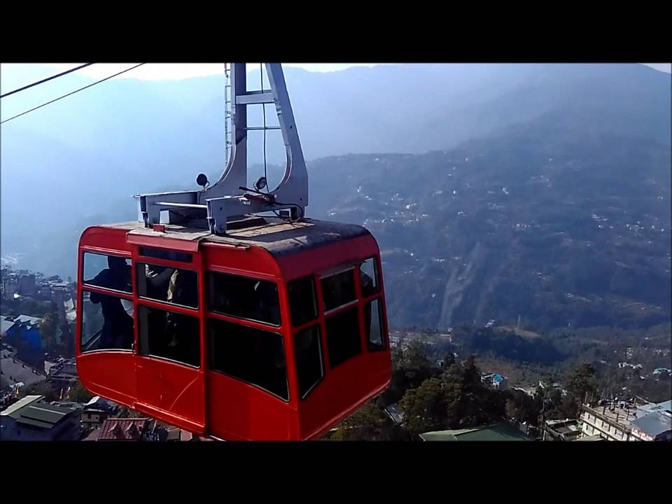 Image result for gangtok ropeway