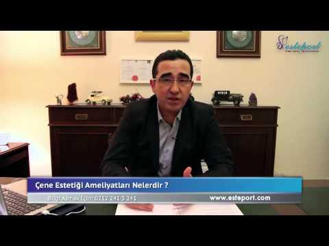 Çene Estetiği Ameliyatları & Op Dr Ali Mezdeği