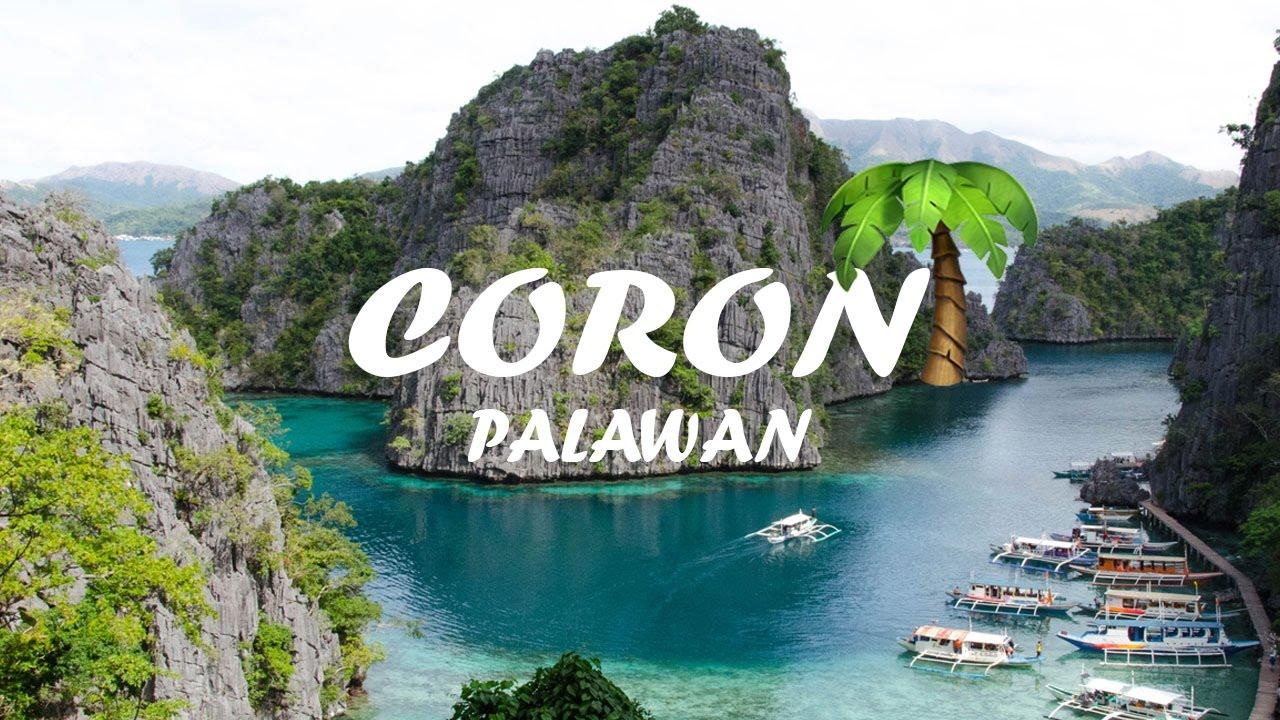 Coron Palawan Kayangan Lake Snorkeling Island Hopping And More