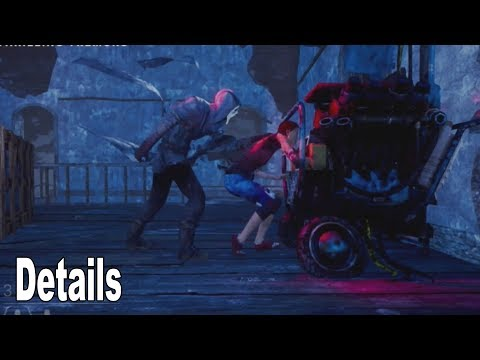 Dead By Daylight - Ghostface Details [HD 1080P]