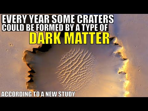 Study Suggests Dark Matter Could Form Some Craters on Earth