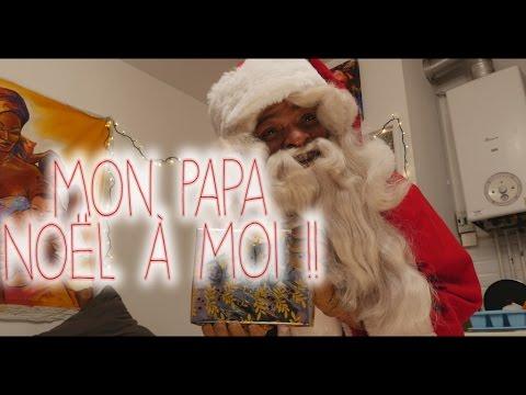 LE PÈRE NOËL NOIR!!