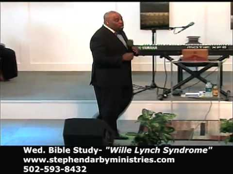 Willie Lynch Syndrome