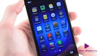 BlackBerry Z30 обзор