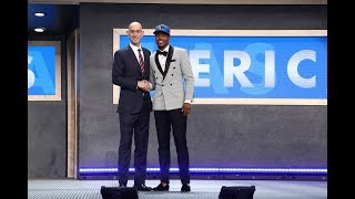 Dennis Smith Jr. Drafted 9th Overall By Dallas Mavericks In 2017 NBA Draft thumbnail