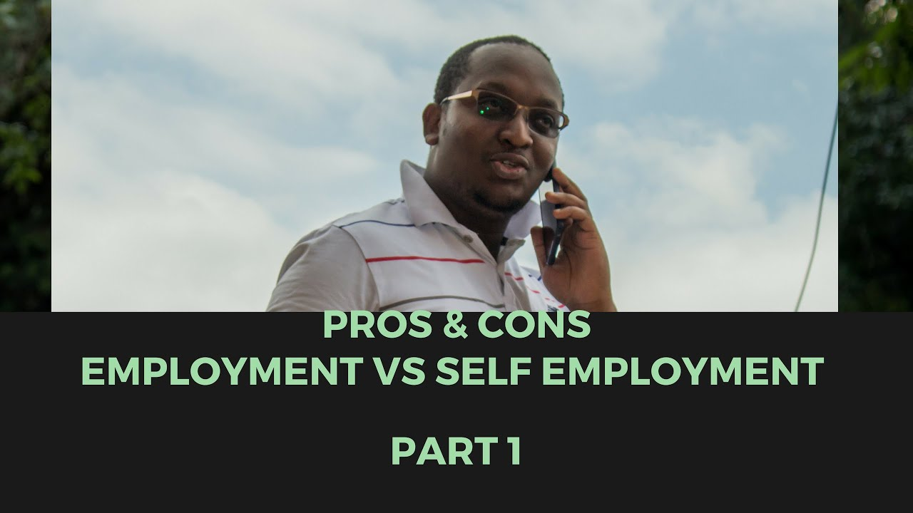 YouTube Stats: Pros And Cons Of Employment vs Self ...