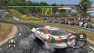 Colin McRae Rally 2005 Career Mode P.9 Supreme Gold Series Cup