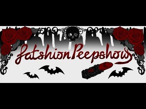 Fatshion Peepshows Plus Size Hell Bunny Haul