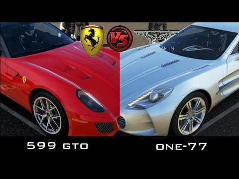 Forza 5 - 2012 Nissan GT-R vs 2010 Lexus LFA at Laguna Seca from YouTube · Duration:  6 minutes 4 seconds