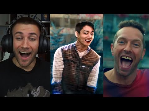 THE BEST MV EVER!!! Coldplay X BTS - My Universe (Official Video) - REACTION