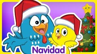 Navidad 2018 - Gallina Pintadita - Oficial - Canciones infantiles para niños y bebés