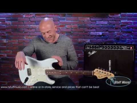 Fender American Special Stratocaster Rosewood Fingerboard | N Stuff Music