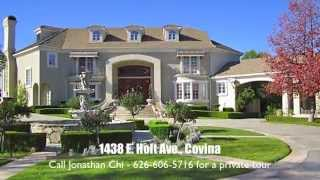 Covina Hills Private Estate - Zoned and Permitted for a Helipad - Presented by JonathanChi.com
