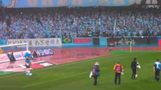 2010/03/06 等々力陸上競技場.