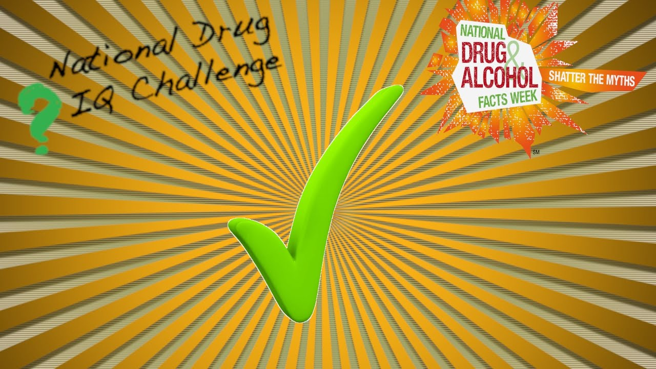 2016 National Drug & Alcohol IQ Challenge   NIDA for Teens